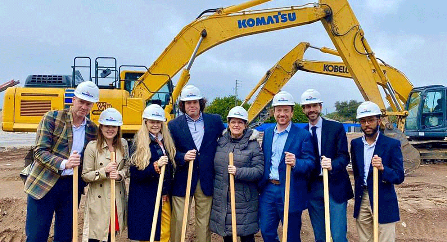 HUTTON Breaks Ground on Rockledge Flats, Marking its Diversification into Multifamily