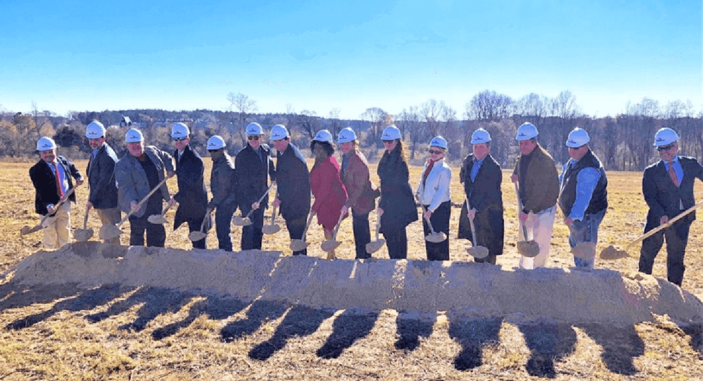 Hutton Breaks Ground on Trojan Marketplace